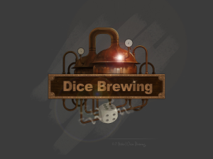 dice brewing okładka