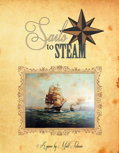sails to steam